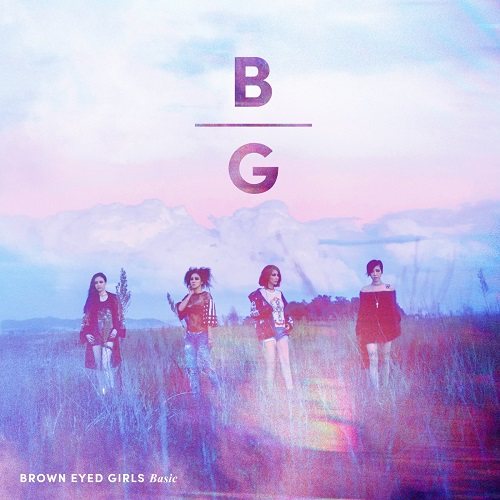 Brown Eyed Girls 6th [BASIC]